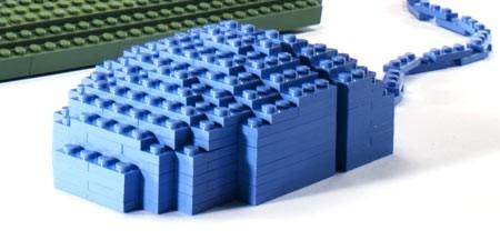 很像积木玩具 国外高人设计的概念pc