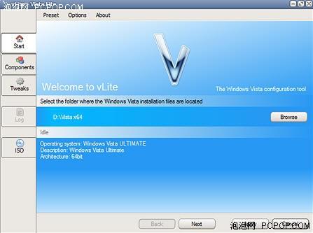自由定制你的光盘vLitev1.1Beta2
