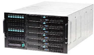 宝德全新PR6000MS刀片服务器变形出击