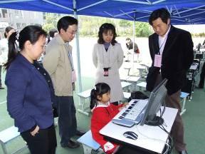 记十七届威盛中国芯儿童计算机大赛