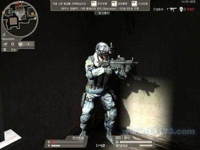 枪战网游《A.V.A》中国运营将启动
