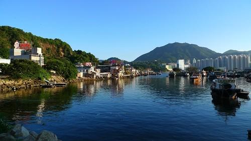 香港风景照片实拍图片