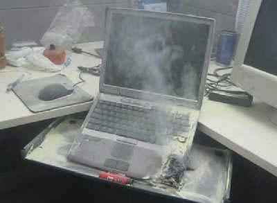 戴尔笔记本电脑
