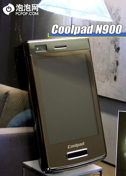 3G双模+智能+500万 酷派N900深度评测