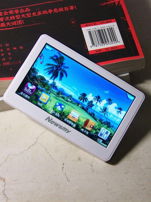 4.3吋屏幕触控新体验!纽曼A40HD评测