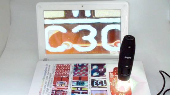 便携理念 成数码显微镜应用新趋势