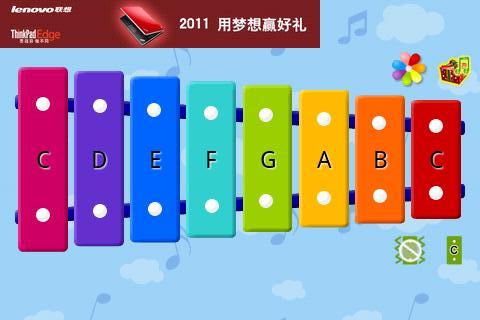 Android幼教必备 乐器软件之儿童木琴