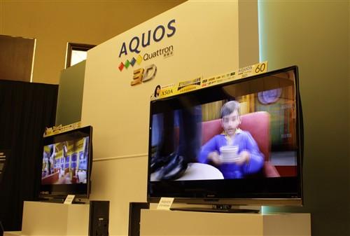 面板技术为先!夏普AQUOS液晶全系导购