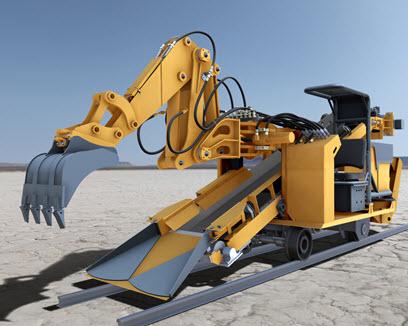 工程机械新领袖三维设计点睛自主创新