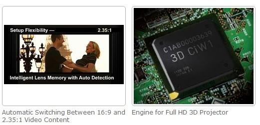 业内首款!松下发布3D液晶家用投影机