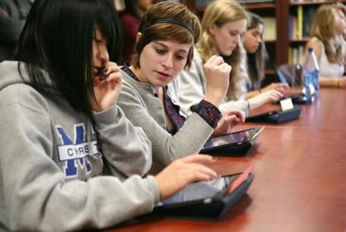 高中生將人手一部iPad - 通天經紀 - tongtianjingji的博客