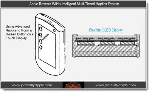 苹果新专利公布 这次是新型多层触摸屏