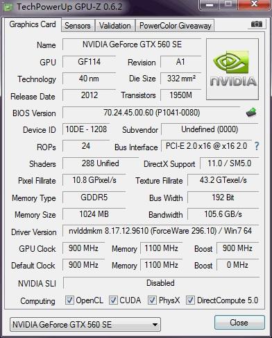 费米最后的辉煌!铭鑫 GTX 560SE评测
