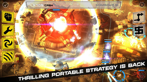 塔防游戏大作 Android异形:高丽战区