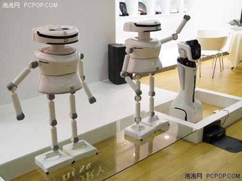 科技壁虎 实拍科沃斯擦窗机器人