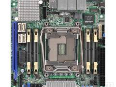 完整四通道内存!华擎推出超强ITX主板