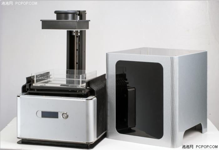 珠海西通发Riverside光固化3D打印机