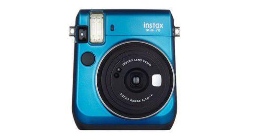 富士推出Instax mini 70即时成像相机