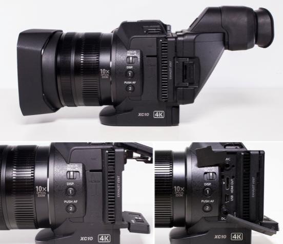 4K新势力 佳能新概念4K摄像机XC10评测