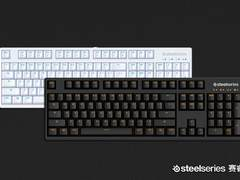 PBT键帽!赛睿发布新款机械键盘M260