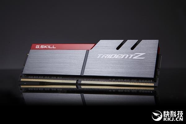 16GB DDR4 4133:芝奇这内存条神了!