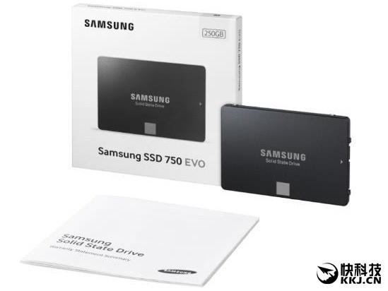 三星发廉价SSD 750 EVO:六年质保!