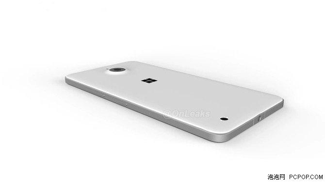 微软新机渲染图曝光 将采用金属边框