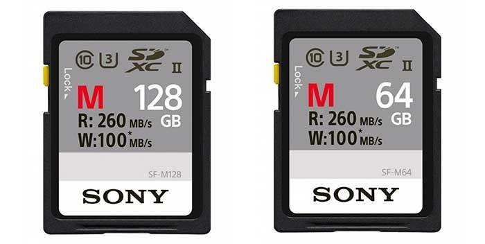 秒速440MB!索尼发布新款XQD和SD存储卡