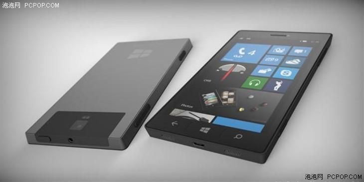 微软Surface手机曝光 处理器不是Intel
