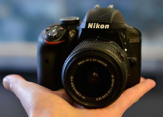 尼康发布单反D3300新版升级固件V1.01