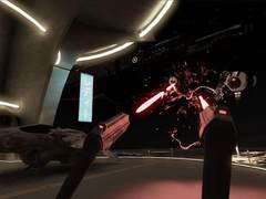 视频抢先体验:戴着VR打手枪是什么感觉