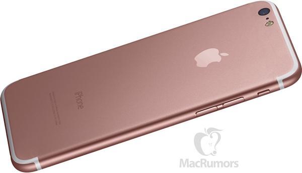苹果惯例两年一变 传iPhone 7外形调整