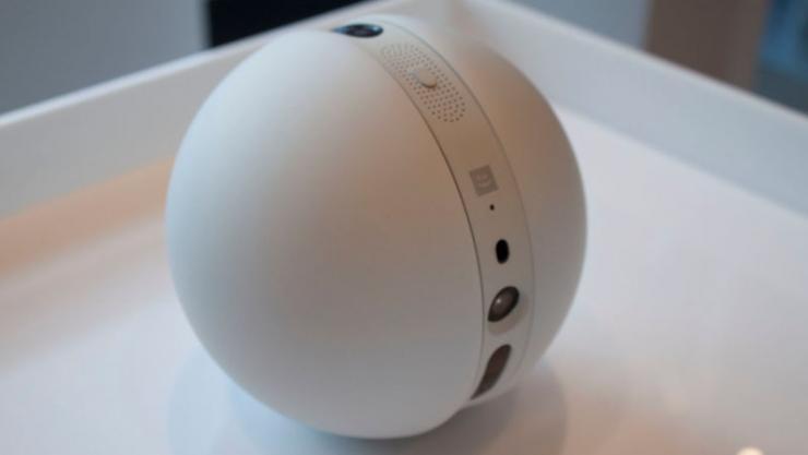 LG随G5新发布VR眼镜和智能玩具机器人
