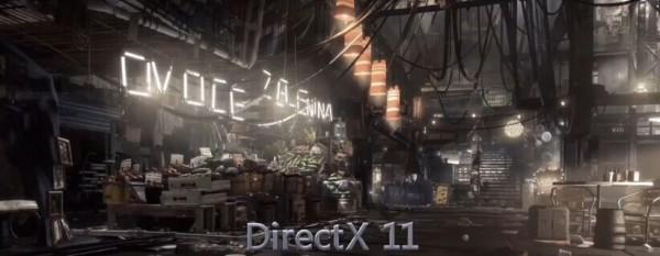 近日,微软又放出了一段dx12,dx11对比视频,主要展示了二者渲染画面的图片