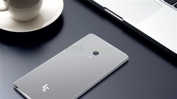 超薄无边框设计 乐视手机二代颜值爆表