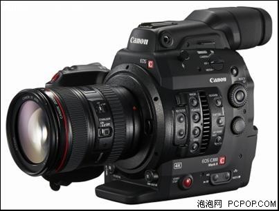 佳能新固件 提升5款专业影像产品性能