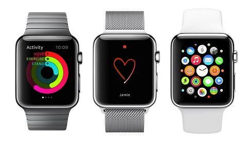 大幅缩水 Apple Watch一季度销售220万只