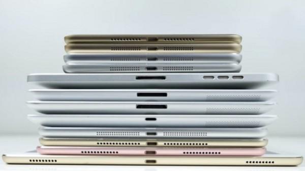 有些壮观! 12款iPad产品全家对比视频