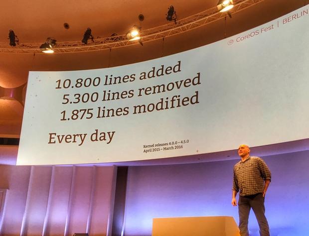 Linux成为计算机史上最大的软件开发项目