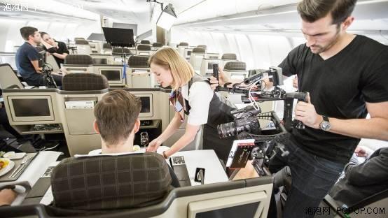 佳能C300 II打造瑞士航空国际宣传片