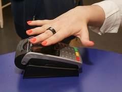 Visa为奥运会运动员推出一款支付指环