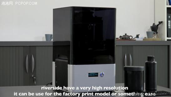 西通高精度光固化3D打印全程震撼曝光