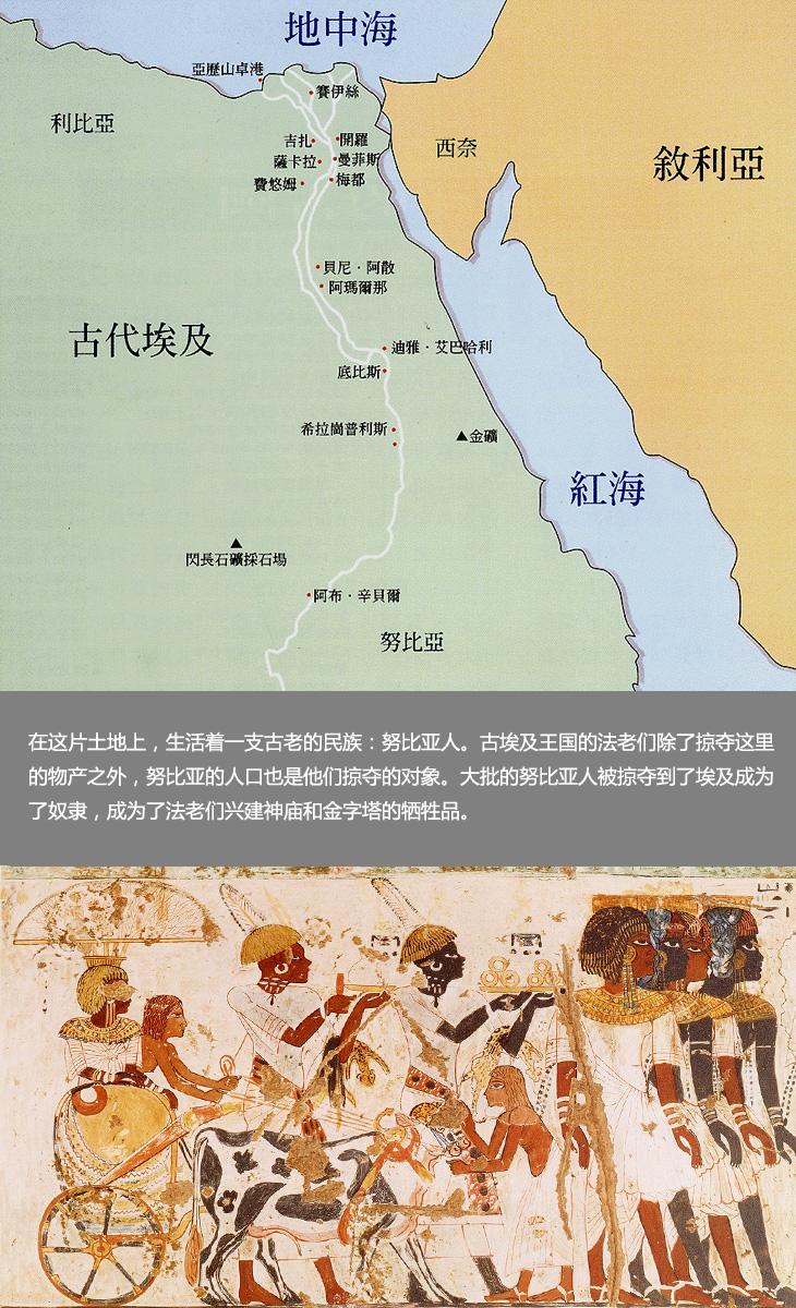 IT另一面:曾经的文明 努比亚在哪里?