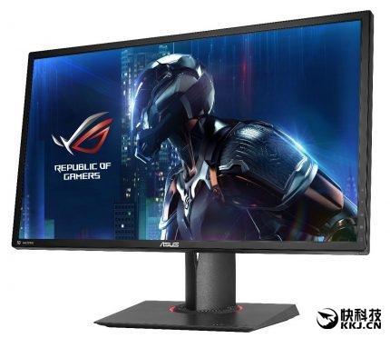 华硕发售PG248Q游戏显示器 售价3500