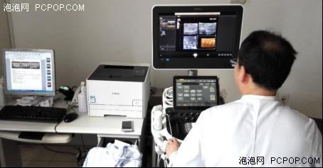 实现智能化打印佳能行业加速文印创新