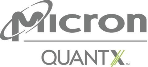 美光3D XPoint闪存将推QuantX品牌