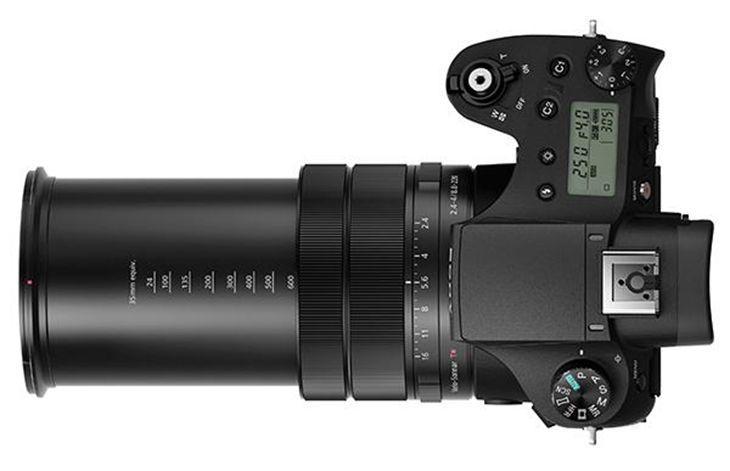 24-600mm蔡司镜头 索尼RX10III降很多