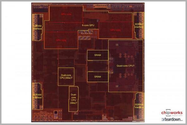 A10 Fusion 全面解析:台积电16纳米工艺