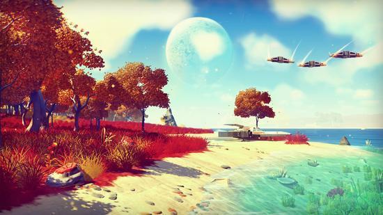 吉田修平首谈《无人深空》 批评游戏过分营销