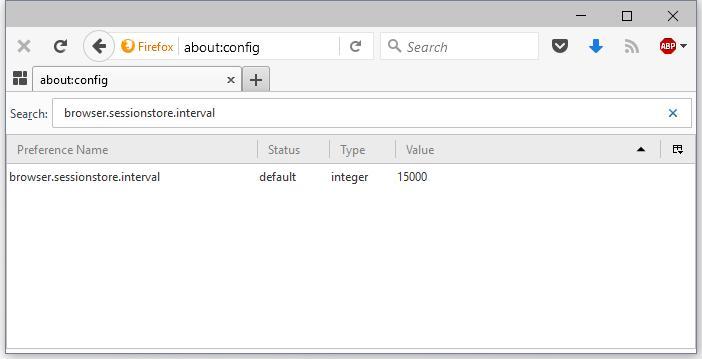 在Firefox玩坏固态硬盘之前:调整这项配置